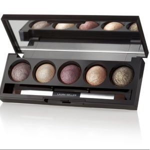 Laura Geller The Wearables Eyeshadow Palette NEW